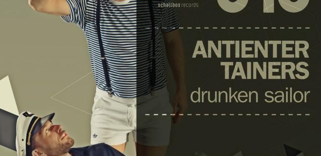 Drunken Sailor – Out now on Deejay.de ….