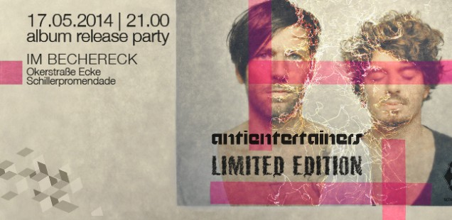 Limited Edition Album Release Party