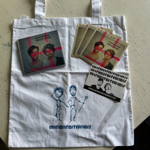 Antientertainers survival fanpackage