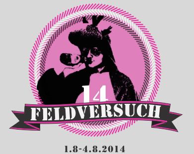 """Antientertainers at """" Feldversuch14″"""